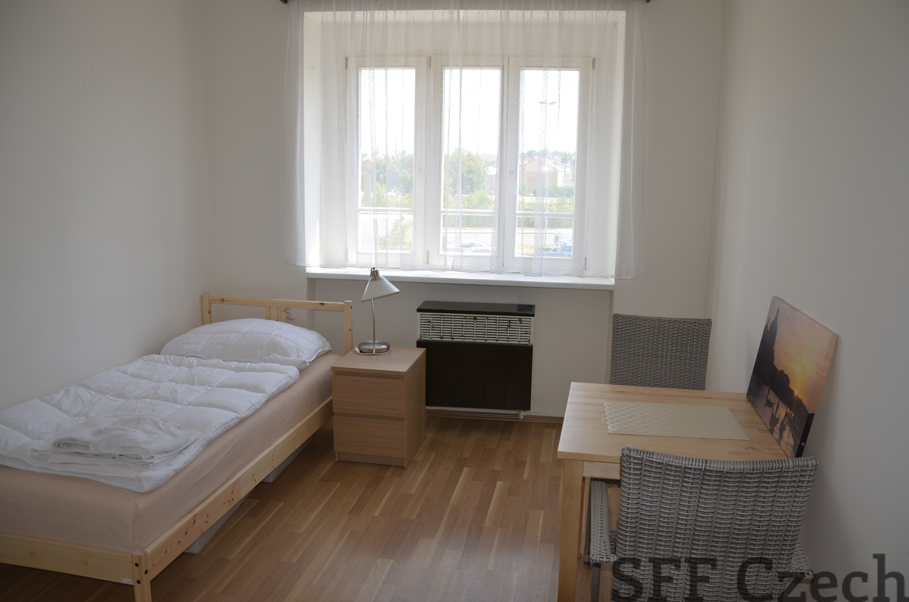 Nice furnished room Prague 5 next