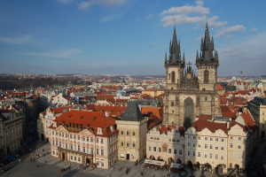For the first time in Prague with tourist guide