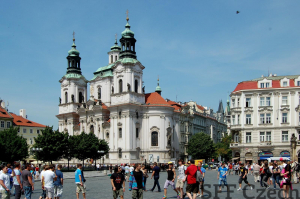 Walks in Old City and New City of Prague