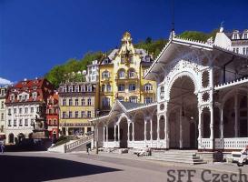 Day trip Karlovy Vary