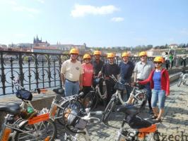 City tour Prague By E-Bike