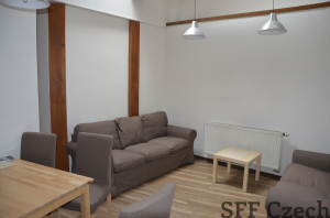 Fully furnished room for rent in shared apartment