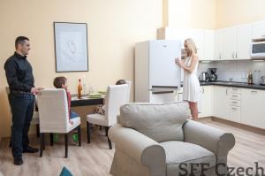 2+1 flat to rent close Namesti miru Machova