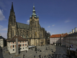 Private tours of Prague Castle with tourist guide
