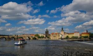 2 hodinová plavba lodí po Vltavě