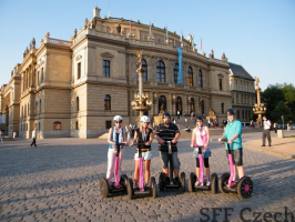 City tour Old Town on Segway