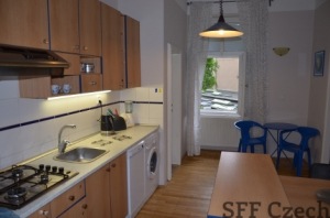 Fully furnished flat close to I.P.Pavlova Prague 2