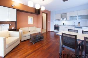 Na Slupi 2 bedroom fully furnished apartment