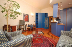Jecna fully furnished apartment for rent in Prague 2