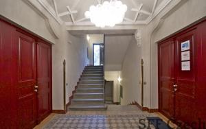 Luxury apartment U Kanalky in Prague 2