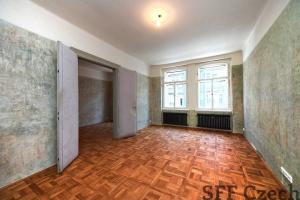 Luxury apartment 3+1 at Vodickova in Prague 1