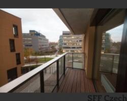 Modern 1 bedroom apartment at Baarova in Prague 4