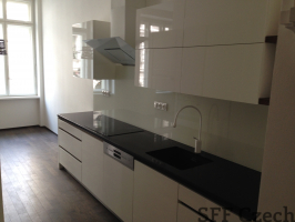 2+1 apartment for rent at Krizovnicka in Prague 1