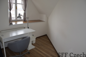 Room for rent in flatshare next to Andel, Novy Smichov