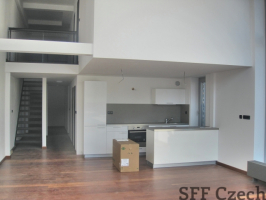 Luxury modern flat for rent close to Florenc in Prague