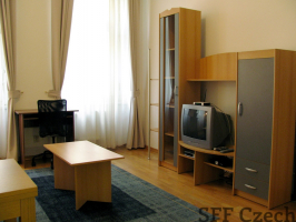 Namesti miru Prague 2 flat to rent Zahrebska