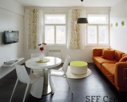 Plzenska apartment close to Andel, Novy Smichov