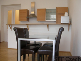 Luxury apartment furnished close to center, Prague 2