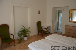 Flat rent in Prague 5, close to Andel, Radlicka