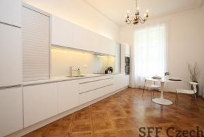Anny Letenske close to Namesti miru flat for rent