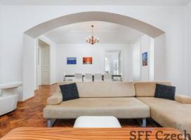 Luxury flat Vinohrady Prague 2 Jana Masaryka