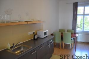 Shared furnished apartment Prague 8 Kobylisy