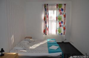 Furnished 1+1 flat to rent Liben S.K.Neumann