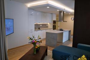 Furnished 2 bedroom apartment Stodulky Prague 5