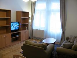 2 bedroom furnished apartment Vinohrady Prague 2