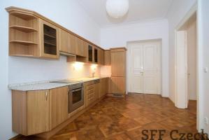 2+1 apartment Blanicka Namesti miru Prague 2