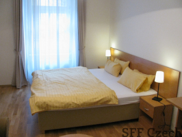 Furnished studio rent Jiriho z Podebrad, Prague 2