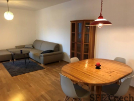 Nice furnished apartment Plzenska close Andel