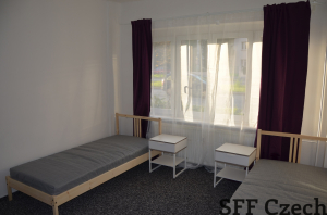 Furnished room for rent Prague 6 Hladkov
