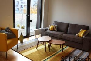 Nice modern furnished apartment Baarova Prague 4