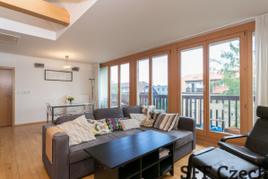 Nice 2 bedroom apartment Liboc Prague 6