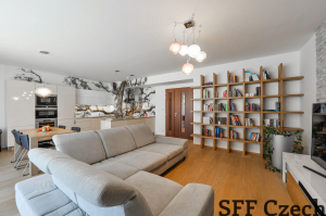 Luxury apartment in Prague 5 next centrum Andel