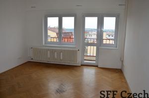 3 bedroom apartment Americka Vinohrady Prague 2