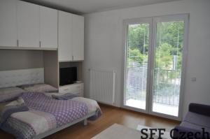 Nice modern furnished flat Sokolovska