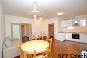 2 bedroom new apartment Jarov Prague 9