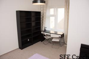 Furnished room to rent Prague 5 Nadrazni