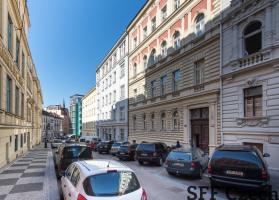 Nice new furnished apartment Prague 2 Halkova
