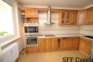 Furnished 2 bedroom Prague 9 Prosek Lovosicka
