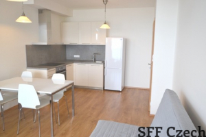 Modern furnished flat Prague 5 metro Stodulky