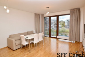 Nice modern furnished apartment Prague 9