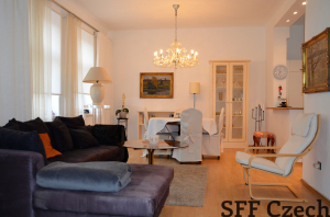 Nice furnished 2 bedroom apartment Prague 4