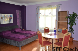 Fully furnished flat to rent Nove Butovice Prague 5