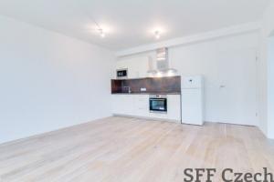 1kk apartment to rent Prague 10 new residence