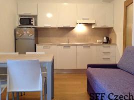Furnished flat to rent Prague 8 close to Krizikova