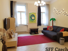 Short-term rent apartment Moravska Vinohrady