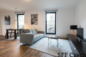 Nice modern 1 bedroom flat close Dejvicka